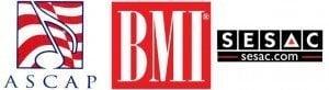 Ascap-BMI-Sesac