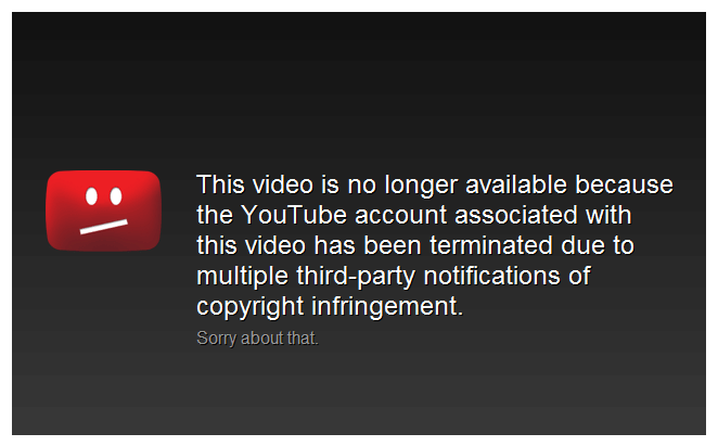 como evitar content id youtube