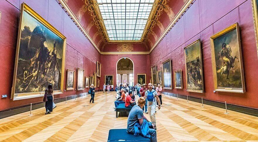 musica de fondo para museos y exposiciones