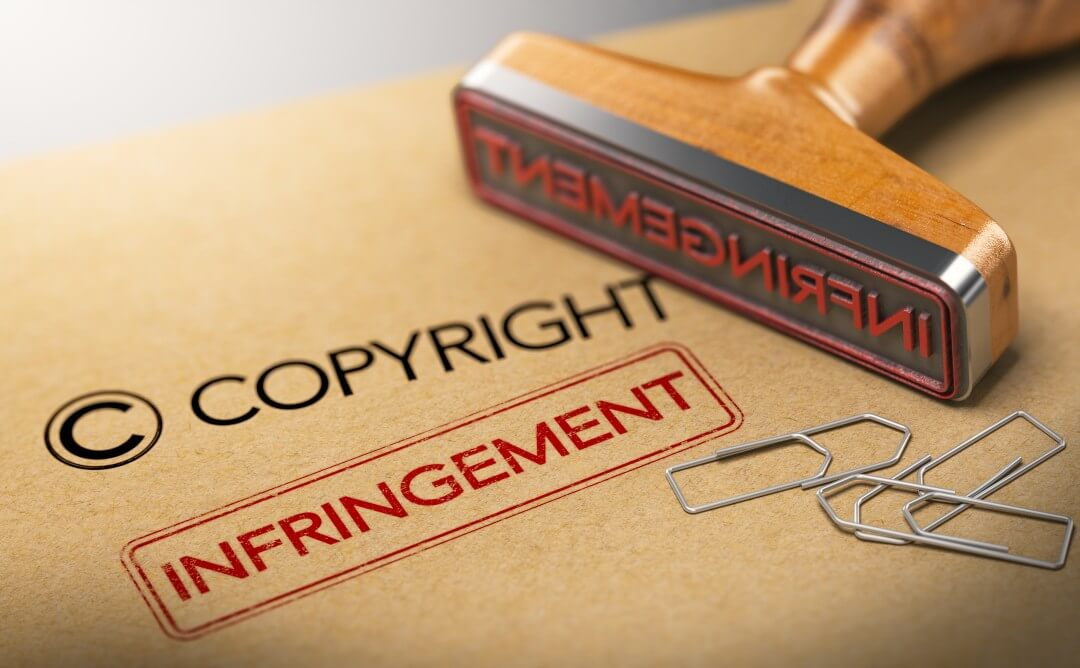 Envato Elements Copyright Infrigment