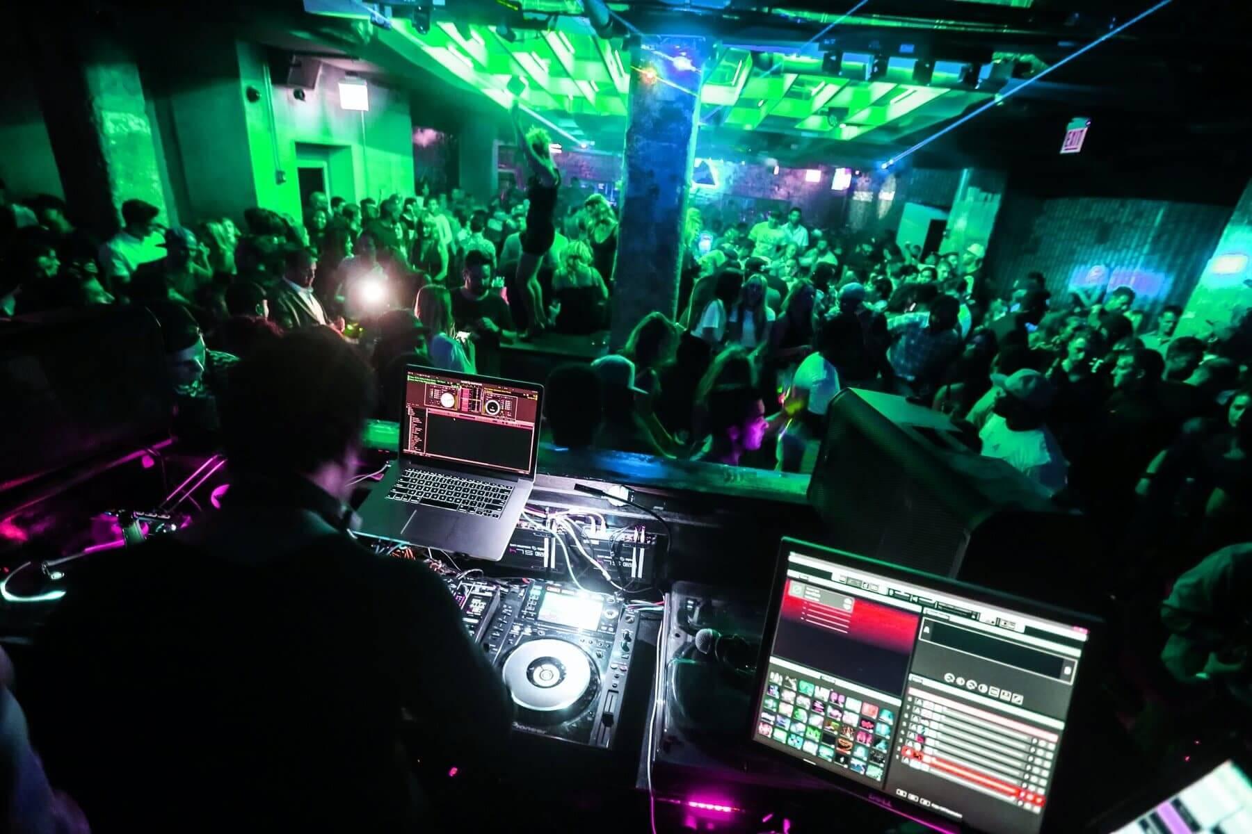 musica electronica para discotecas