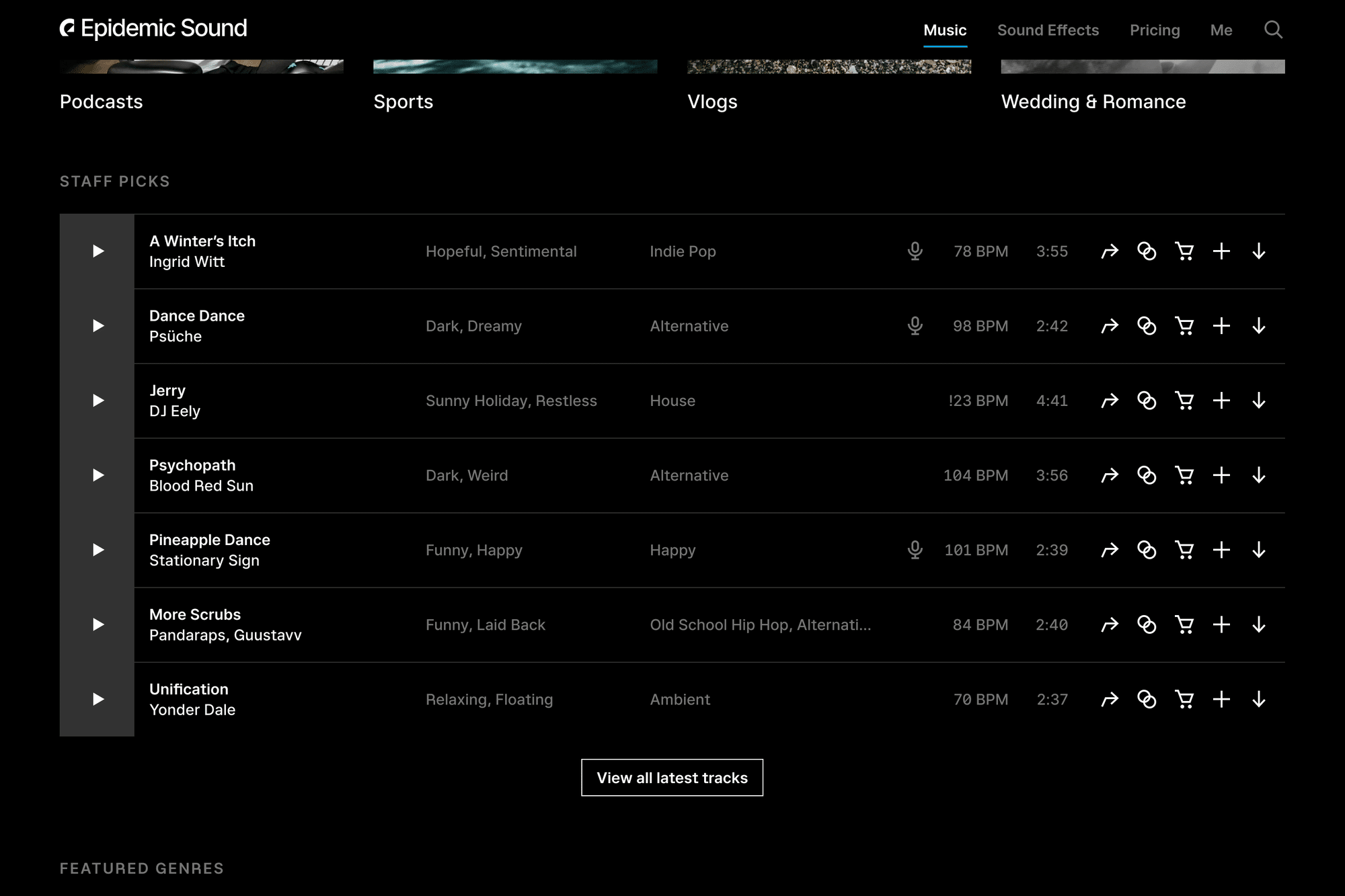 Epidemic-Sound-music