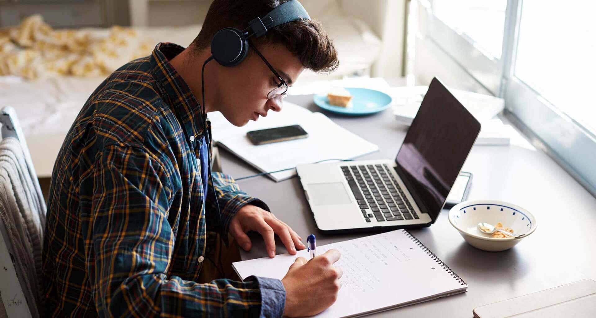 musica de fondo para clases online